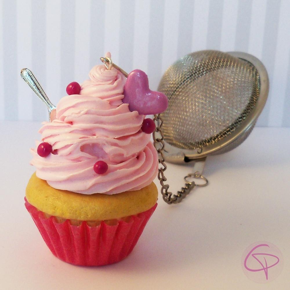 boule th originale en forme de cupcake pour bien patienter. Black Bedroom Furniture Sets. Home Design Ideas