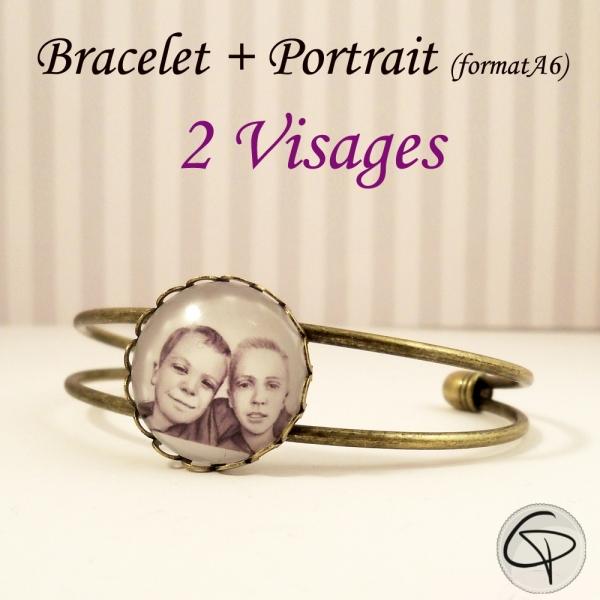 Bracelet Portraits
