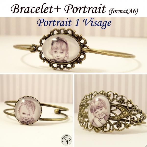Bracelet Portrait