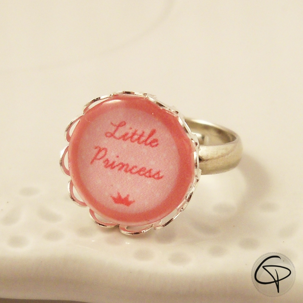 Bague Little Princess