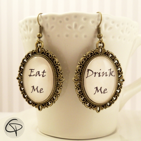 Boucles Eat & Drink Me