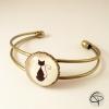 Bracelet Chat Pristy