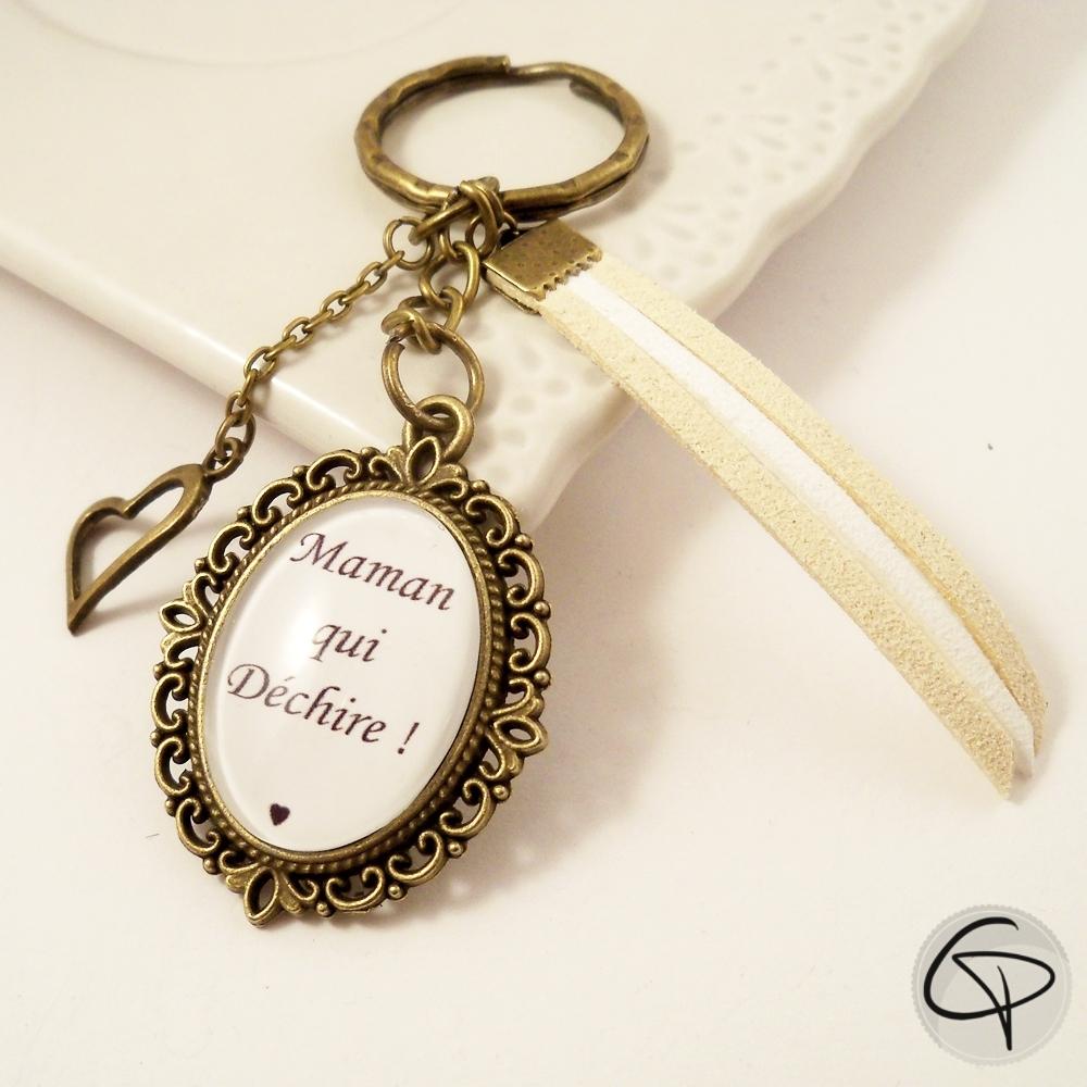 Porte clef Maman