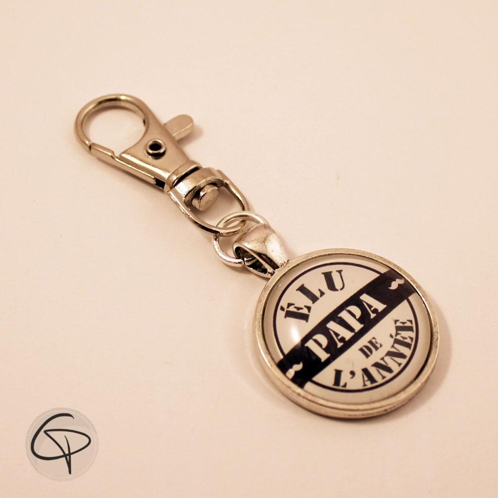 Porte-clé personnalisé pour papa, porte-clé personnalisé, porte-clé sur  commande des hommes, ... b1e74c3251e
