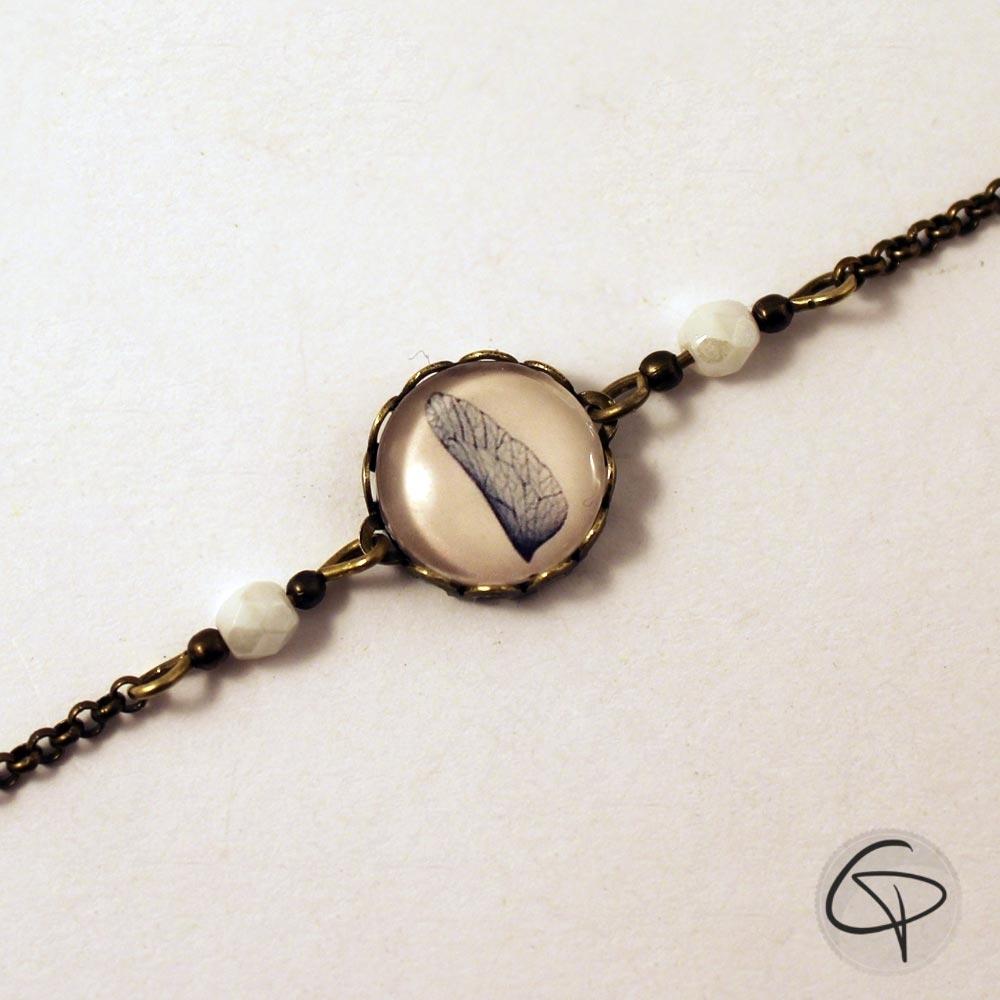 Bracelet AILE de Libellule