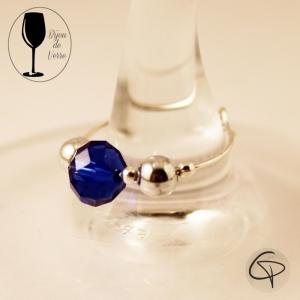 Bijoux de verre CRYSTAL BLEU