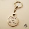 Porte-clef Mamie