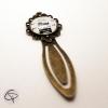 marque-page bijou meilleure maman du monde cadeau original bronze