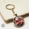 porte-clef photo personnalisé couleur cadeau original