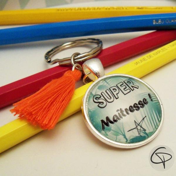 Porte-clef SUPER MAÎTRESSE