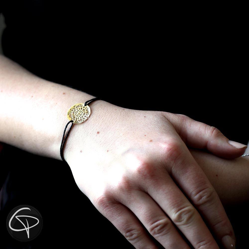 Bracelet estampe au choix