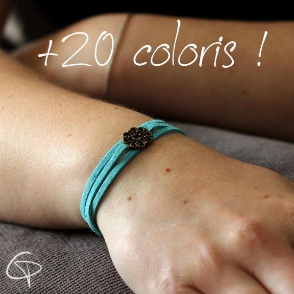 Bracelets LOVELY - COULEURS au choix