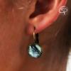 boucles d'oreilles tropicales bijoux originaux été femme