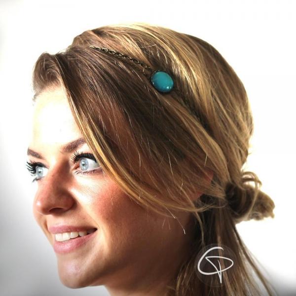 Headband Azur