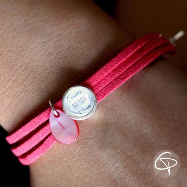 Bracelet CORAIL Personnalisable