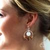 Boucles d'oreilles Célia