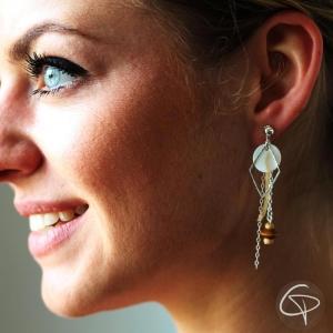 Boucles d'oreilles Margaux
