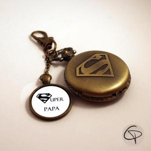 Porte-clé personnalisé avec message particulier   Création artisanale 5ac58f4082d