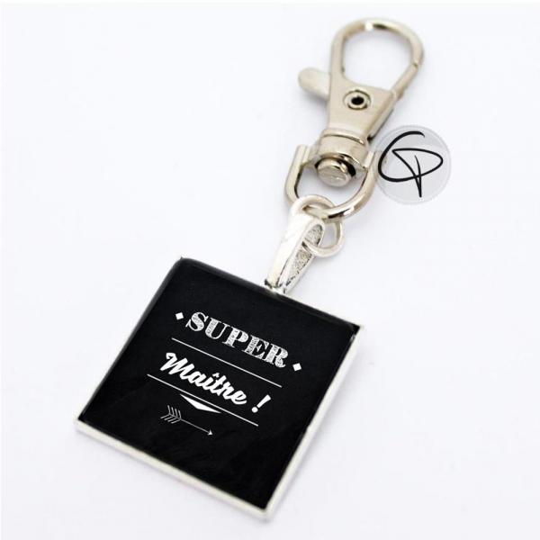 Porte-clef SUPER MAITRE