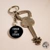 Porte clef Décapsuleur Parrain qui déchire