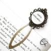 Marque-page bijou Super Infirmière cadeau original marque-pages signet collègue travail