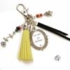 Porte-clef de sac à main maman qui déchire cadeau original à personnaliser
