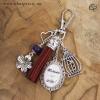 Cadeau personnalisé marraine qui déchire cadeau marraine original bijou de sac pompon accessoire sac à main