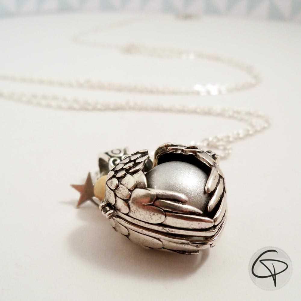 perle pour collier femme enceinte