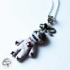 poupée vaudou modelé à la main