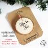 décoration sapin originale et personnalisable mon premier Noël