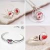 bijoux-noces-coquelicot-parure-boucles-d'oreilles-collier-bracelet-et-bague