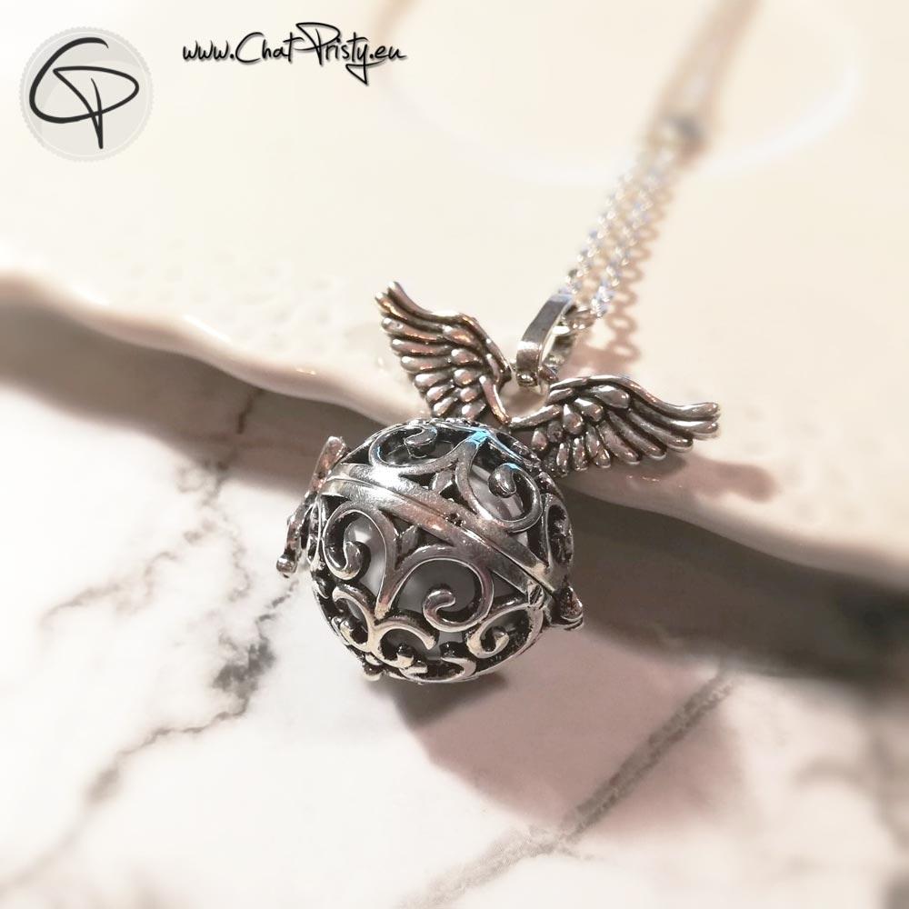 bola de grossesse ailes d'ange