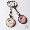 porte-clefs super marraine cadeaux originaux personnalisés