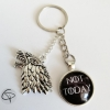 porte-clef game of thrones loup arya stark not today
