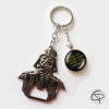 porte-clef ouvre-bouteille personnalisable dark vador star wars