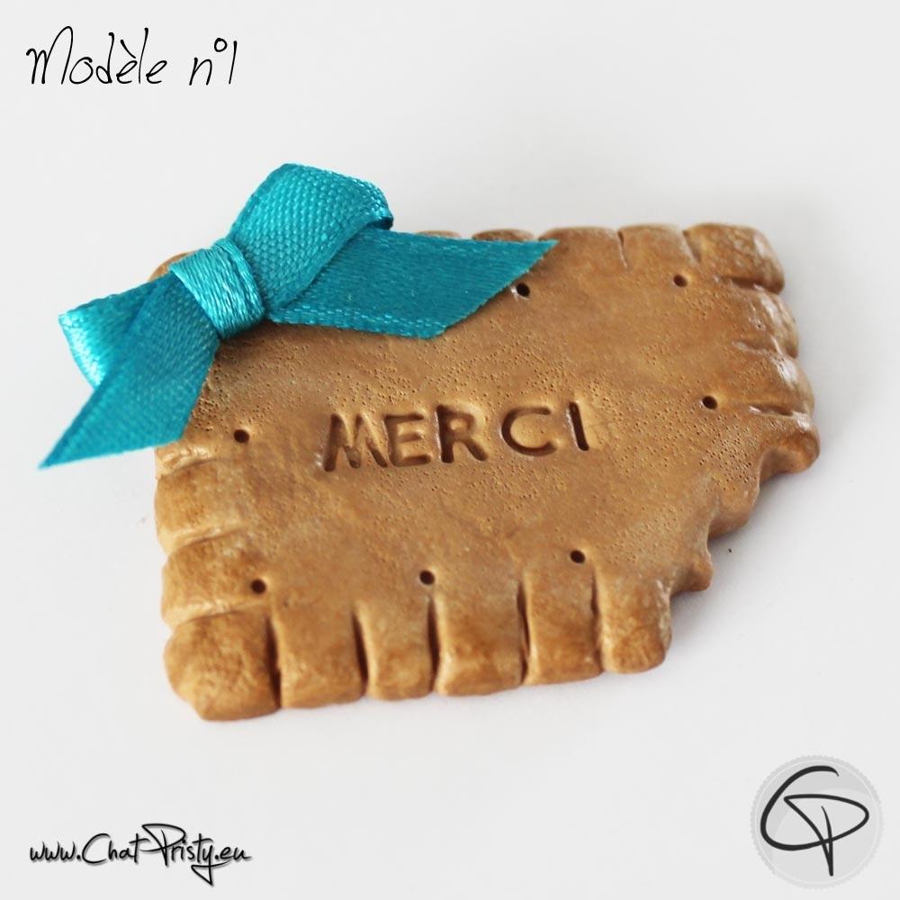 remerciement naissance garçon original biscuit à croquer