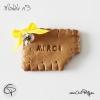 biscuit modelé main en France remerciement original pour une naissance