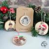suspensions et décorations de Noël personnalisées à la main made in France