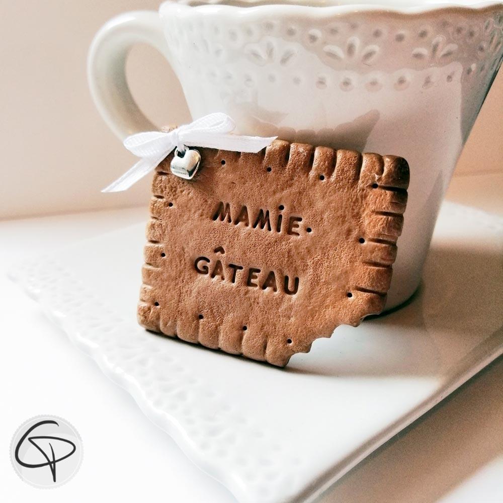 biscuit croqué mamie gâteau magnet original fête des grands-mères