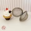 cupcake avec réglisse poids pour boule à thé infuseur original