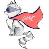 Cession des droits d'exploitation pour le Raton-laveur Super-héros