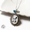 Collier panda un bijou original pour petite fille