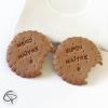 Biscuits faits main aimantés pour dire merci aux maîtres d'école maternelle ou primaire