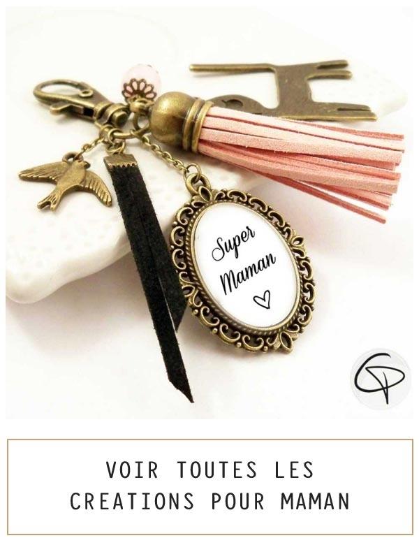 Bijoux pour maman, cadeaux originaux et personnalisés pour les mères