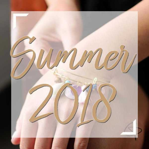 Bijoux été - Summer 2018