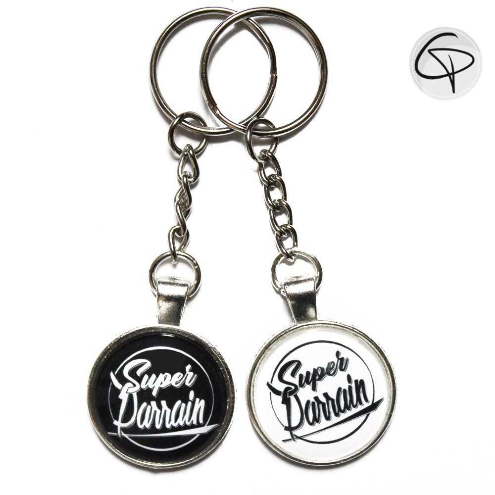 Porte-clés personnalisés originaux