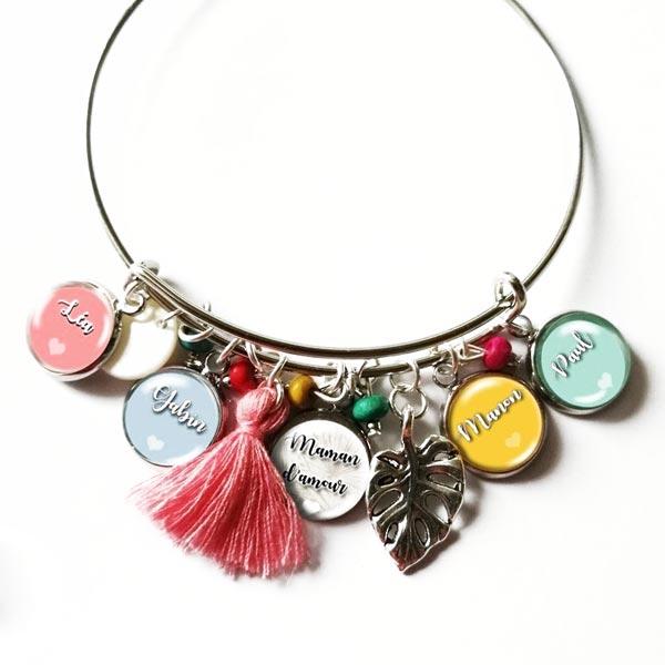 Bracelets bijoux de bras originaux personnalisés pour femmes