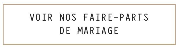 Découvrez nos faire-parts de mariage