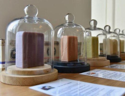 Boutique en ligne de savons et cosmétiques de qualités